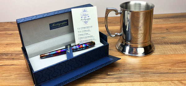 Montegrappa Blazer Collection - Including Free Tankard.