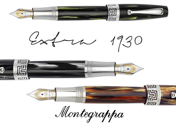 Montegrappa Extra 1930 Collection