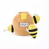 Honey Burrow Dog Toy