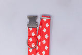 CANADA DAY Dog Collar