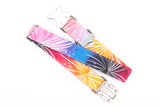Ombre Fireworks Dog Collar