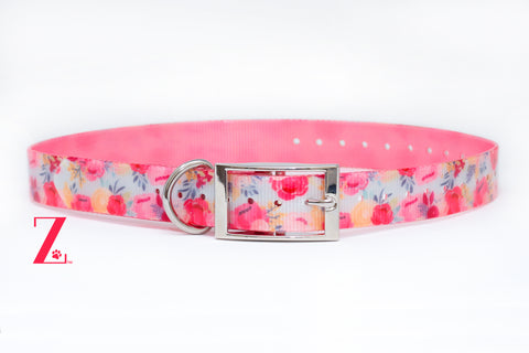 Stink proof /& ready for any kind of dog! Dirt proof The TITAN Collar by Zaley Designs that is totally Stain Proof Waterproof Dog Collar