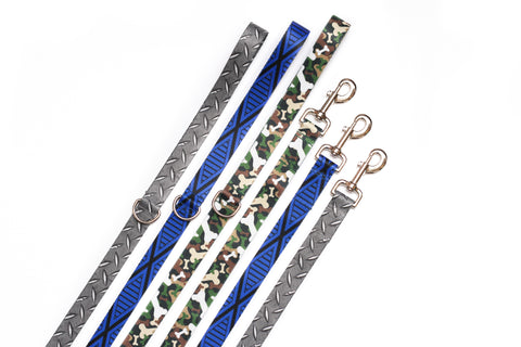 Patterned Endurance Leashes