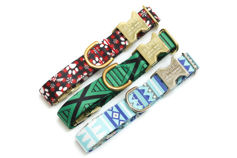 Winter Patterned Endurance Collars