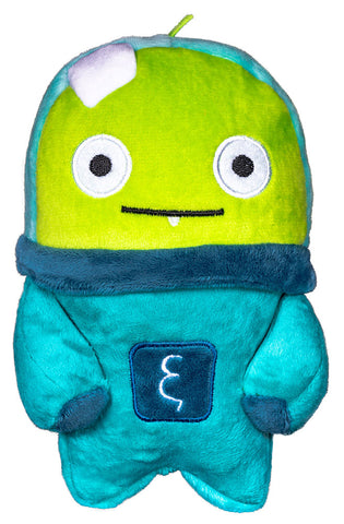 Green Alien Bubu Dog Toy
