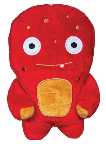 Red Monster Stixx Dog Toy