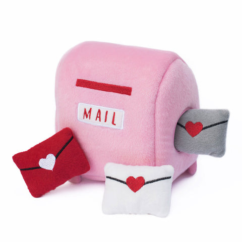 Love Letters Burrow Dog Toy