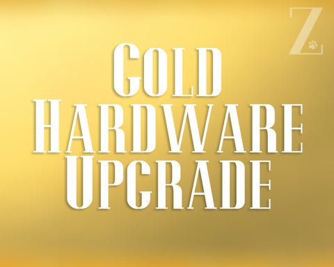 Upgrade to Gold Hardware