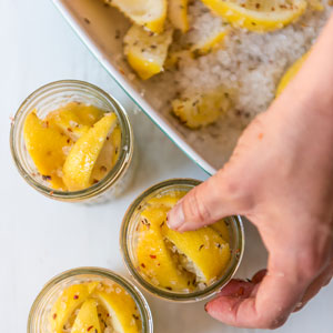 Preserve your Community - Preserved Lemons - Easy peasy lemon squeezy