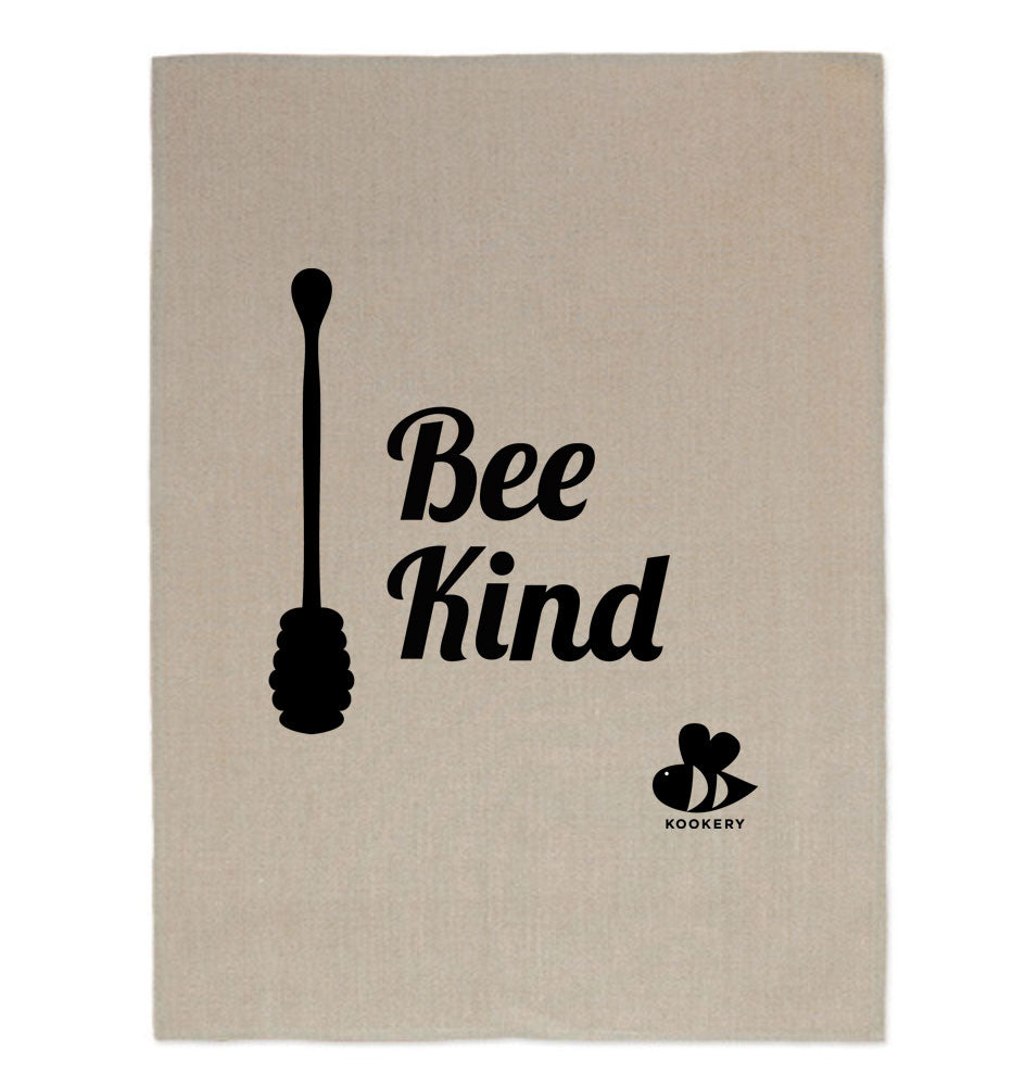 'Garden Goddess' Gift Box -  Choose 'Bee Kind' or 'Bee the change' tea towel
