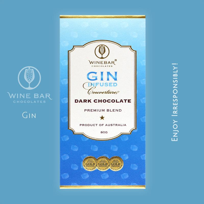 Luxury Gin, Coffee & Chocolate Gift box