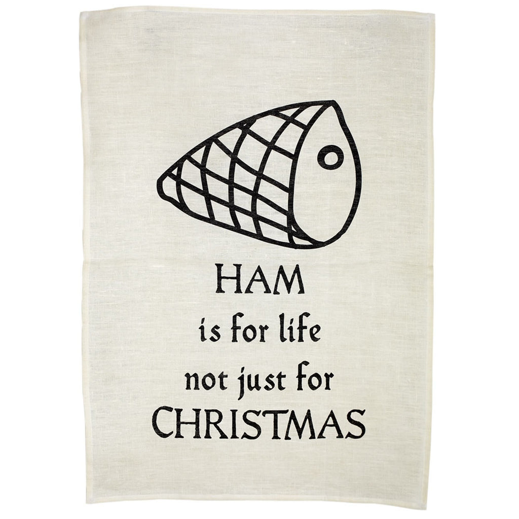 Ham is for Life not just for Christmas