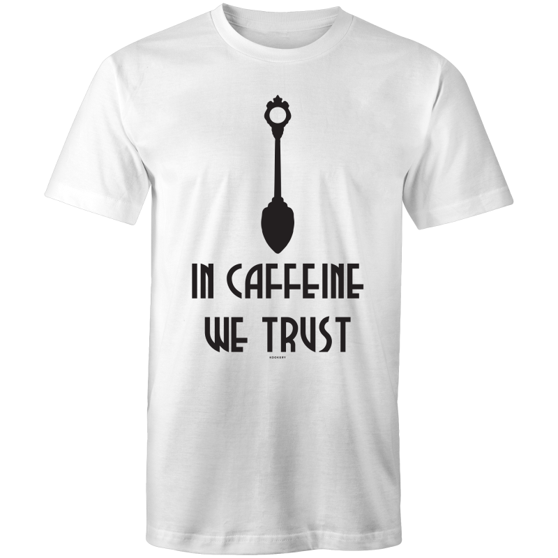 In Caffeine we trust T-Shirt