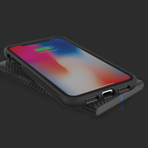 The Armour for iPhone X, iPhone XS - Homicreations.com - SUSTAIN Heated Scarf, iPhone 8, iPhone 8 Plus, iPhone X qi wireless charging docks, QC 2.0 car chargers & MFI lightning cables