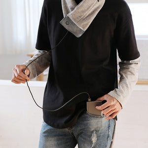 SUSTAIN Heated Scarf - CLASSIC - Homicreations.com - SUSTAIN Heated Scarf, iPhone 8, iPhone 8 Plus, iPhone X qi wireless charging docks, QC 2.0 car chargers & MFI lightning cables