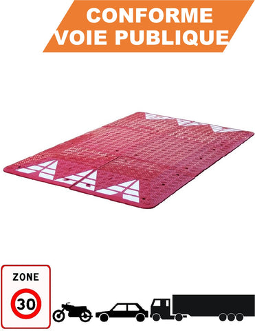 Coussin Berlinois Rouge 3M EQUIPEMENTECH