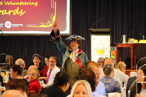 Town Crier nominated for a Queensland Tourism Award