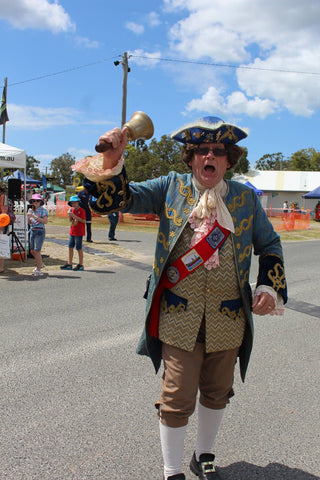 NEED the TOWN CRIER ANNOUNCER FOR THAT SPECIAL OCCASION