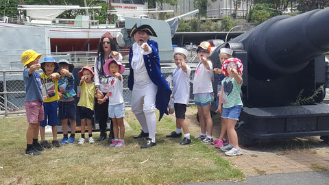 Sailors Day at the Maritime Museum