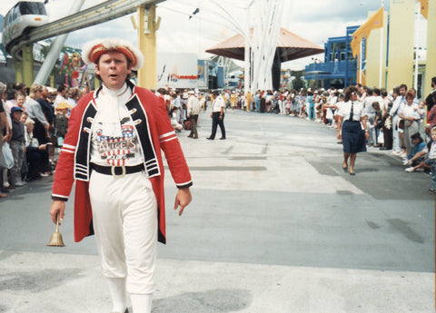 The Creation of the Town Crier at World Expo 88