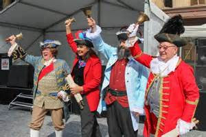 3rd May 2016 BRISBANE TOWN CRIER COMPETITION