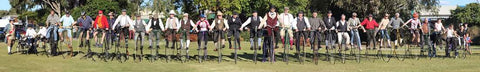 Queensland Penny Farthing & Historical Cycle Club