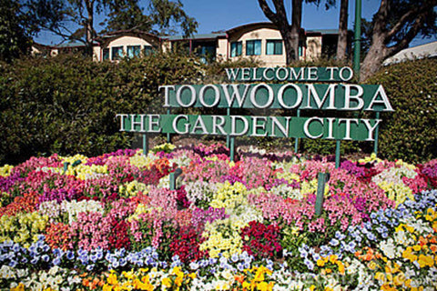 TOOWOOMBA and its Surrounds