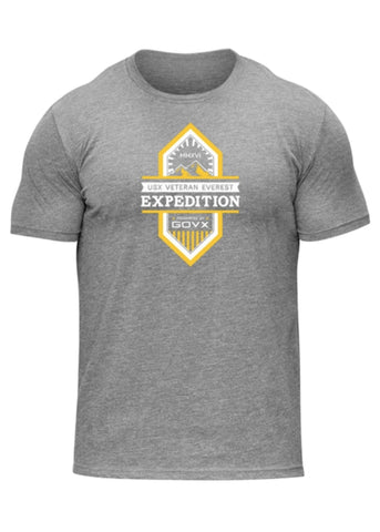Gray Official USX Everest Tee