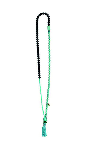 "LONG TASSEL NECKLACE ""CAESARIA"""