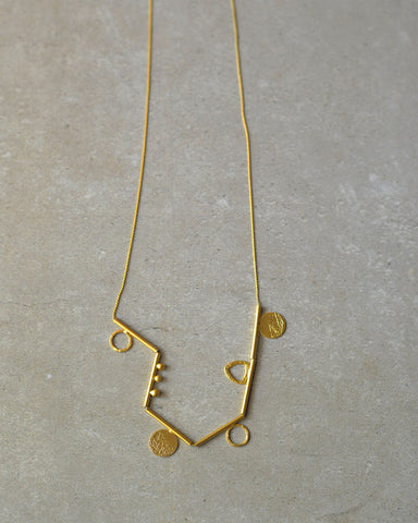 ELEMENT LONG NECKLACE