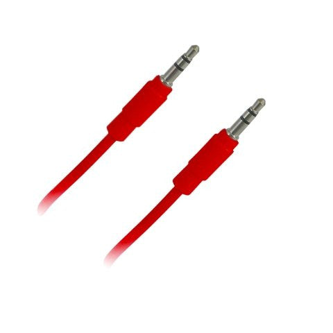 Luxtronic Style-Series 3.5mm Auxiliary Cable -  4ft