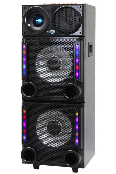 SP-147BT Party Speaker with lights and bluetooth