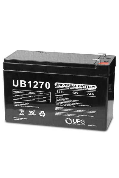 12V External Battery for Rechargeable Speaker - 7000mAh (7Ah)