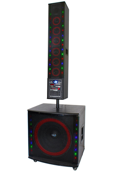 SP-220 BT - Dolphin Audio DJ Party Loudspeaker party speakers - Dolphin Audio, 310 Audio - 1