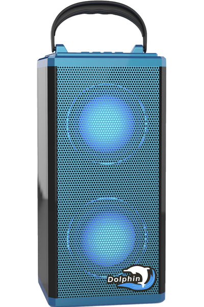 SP-1R BT - Dolphin Audio Rechargeable Mini Bluetooth Speaker party speakers - 310 audio, 310 Audio - 1