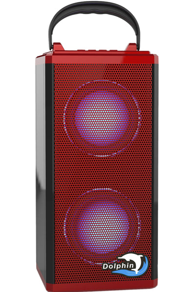 SP-1R BT - Dolphin Audio Rechargeable Mini Bluetooth Speaker party speakers - 310 audio, 310 Audio - 3