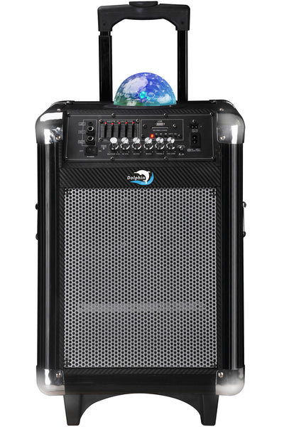 SP-7R BT portable party speaker with lights