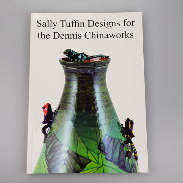 Sally Tuffin Designs for the Dennis Chinaworks book - uk-art-pottery-test-site