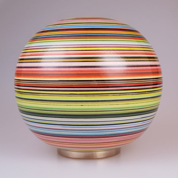 Dennis Chinaworks Medium Orb edition of 20. - uk-art-pottery-test-site