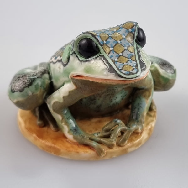 David Burnham Smith Frog 1