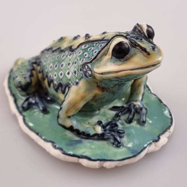 David Burnham Smith Frog 2
