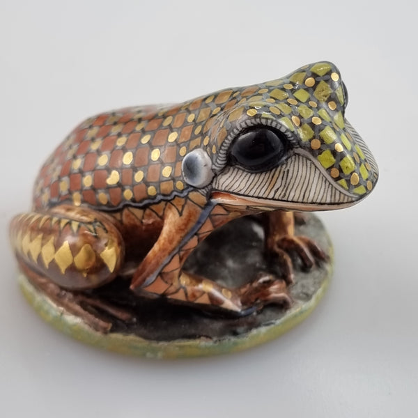 David Burnham Smith Frog 6