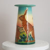 Dennis Chinaworks Hare Vase - uk-art-pottery-test-site