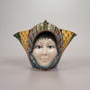 David Burnham Smith Face Pot - uk-art-pottery-test-site