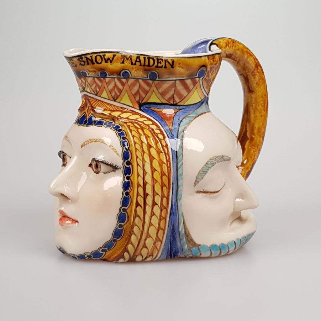David Burnham Smith Jug - uk-art-pottery-test-site