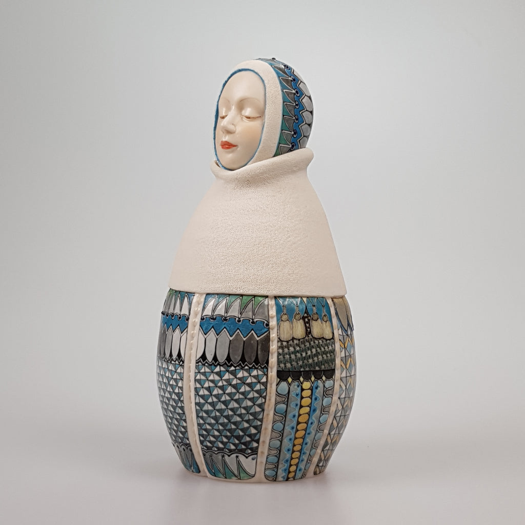 David Burnham Smith Snowmaiden 3 - uk-art-pottery-test-site