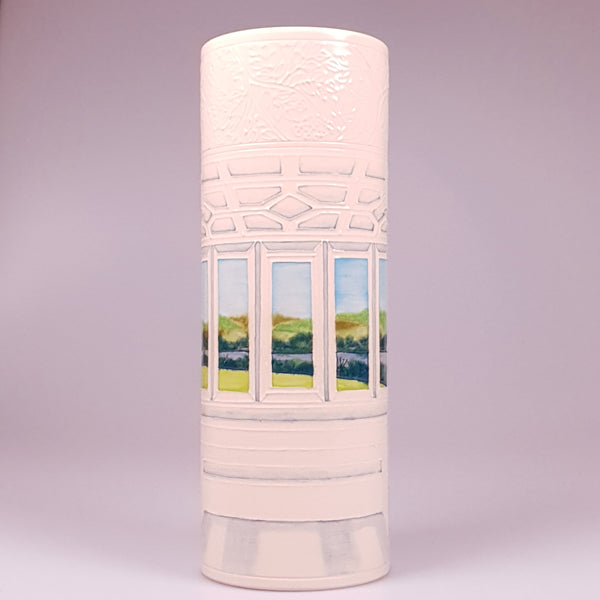 Lockdown at Blackwell vase designed by Sally Tuffin for the Dennis Chinaworks
