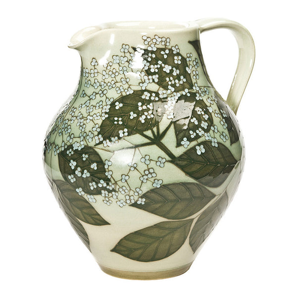 Dennis Chinaworks Elderflower Natural Jug 9