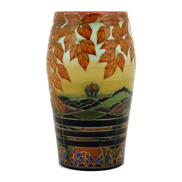 Dennis Chinaworks Landscape Autumn Barrel 8