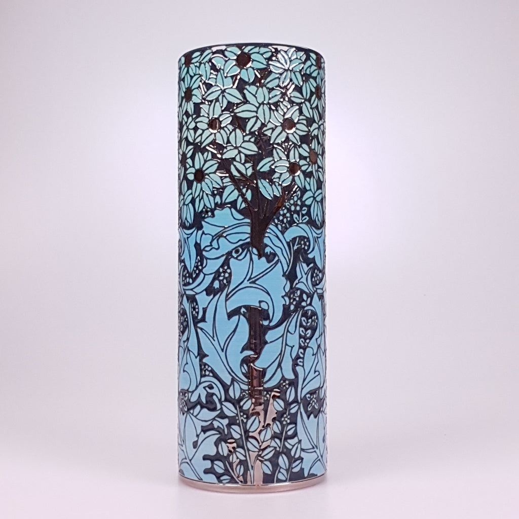 Morris Tree vase designed by Sally Tuffin for the Dennis Chinaworks
